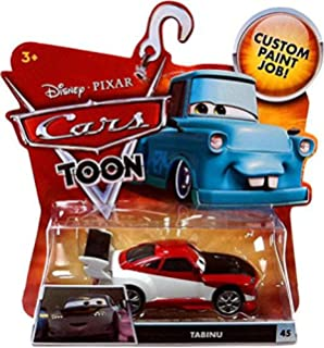 Amazon.com: Disney / Pixar CARS TOON 155 Die Cast Car Kabuto ...