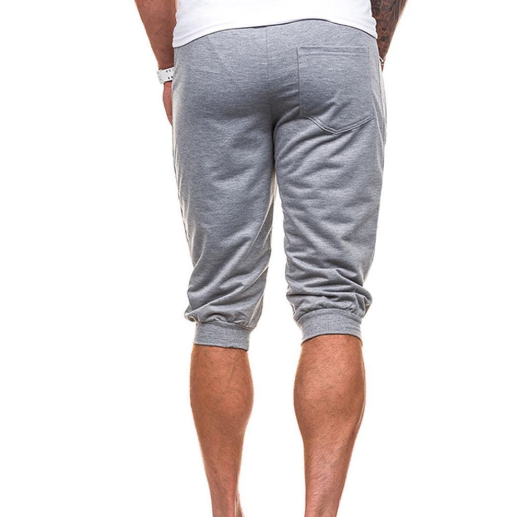 72f79588103 Pantalones Hombre,❤LMMVP❤Hombres Casuales Jogging Dance Ropa Deportiva  Holgados Harem Pantalones Pantalón de chándal: Amazon.es: Deportes y aire  libre