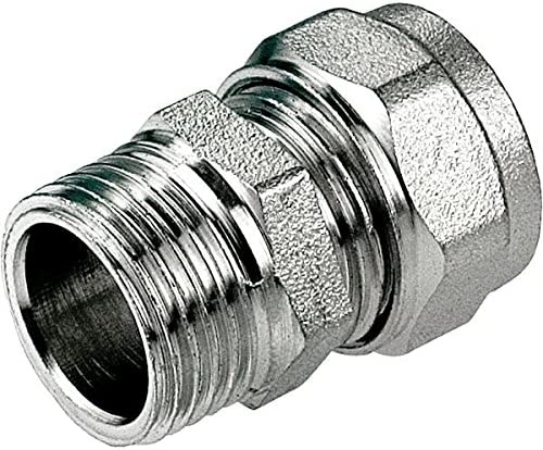 "20 mm de riego Macho Codo 1//2 /""BSP Pack De 4"