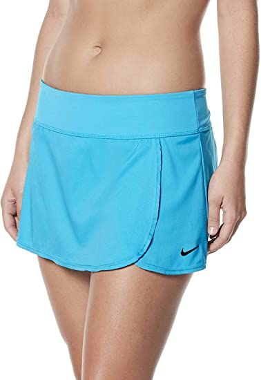 5ea67c1bcd1 Amazon.com  Nike Women s Plus Size Element Boardskirt  Clothing