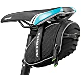RockBros 3D Shell Saddle Bag Cycling Seat Pack for Mountain Road Bike