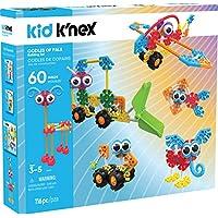 KID K'NEX - Juego de construcción Oodles of Pals - 115 piezas - Juguete educativo preescolar para mayores de 3 años (Exclusivo de Amazon)