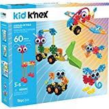 KID K'NEX – Oodles of Pals Building Set – 115 Pieces – Ages 3 and Up Preschool Educational Toy (lafabricadelgel.com Exclusive)