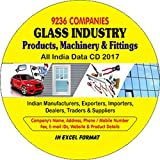 Glass Industry Products, Machinery & Fittings Companies Data