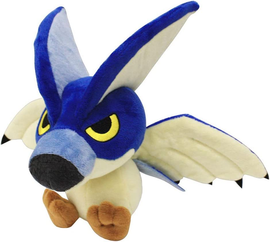 Amazon Com Capcom Monster Hunter Legiana Soft Springy Plush