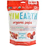 Yummy Earth亚米混合水果棒棒糖349g(美国进口)