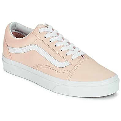 87482ff756ef06 Vans Old Skool Sneaker Damen Rose Sneaker Low  Amazon.de  Schuhe ...