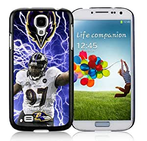 NFL Baltimore Ravens Arthur Jones 02 Samsung Galalxy S4 I9500 Case Gift Holiday Christmas Gifts cell phone cases clear phone cases protectivefashion cell phone cases HLNKY604580174