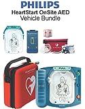 Vehicle Portable HeartStart AED Bundle