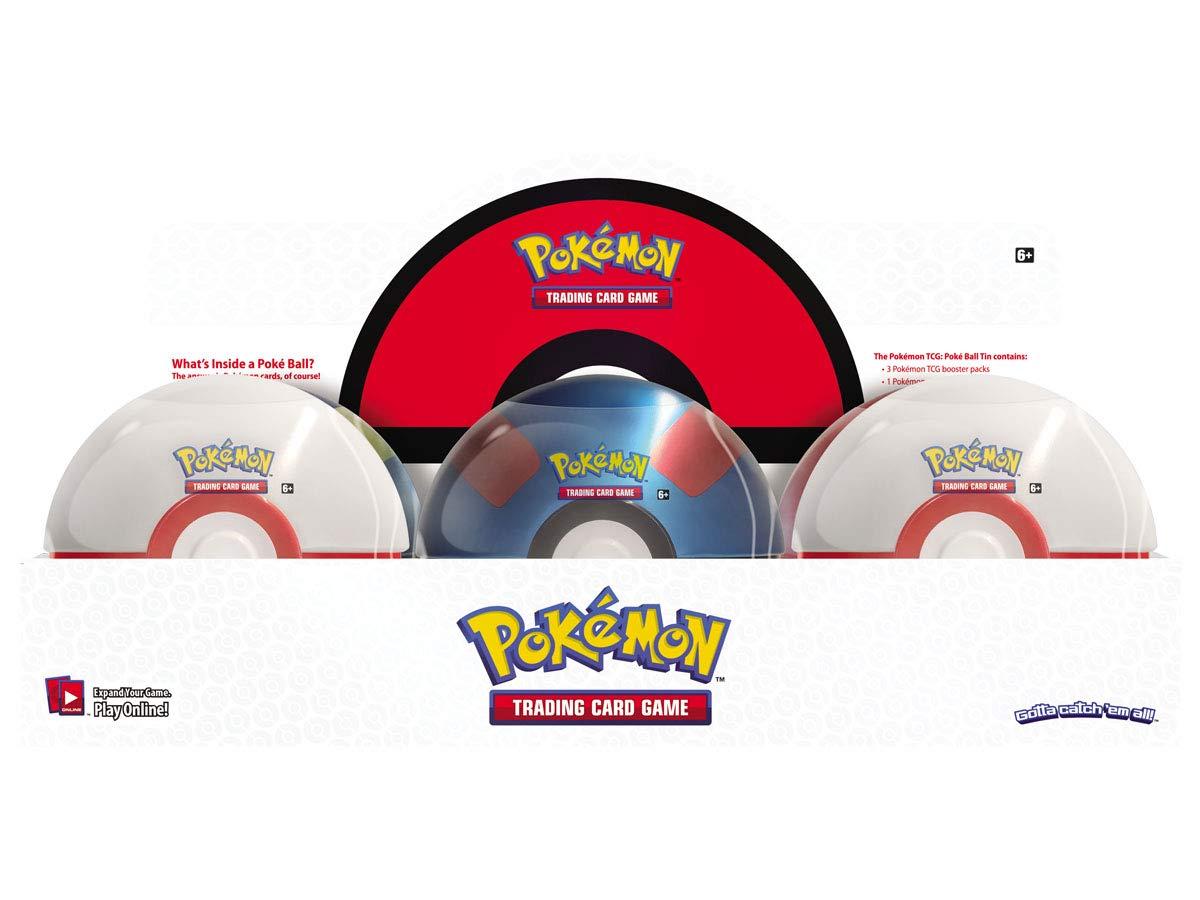 Pokemon - Lata Poke Ball (Bandai PC50058): Amazon.es: Juguetes y ...