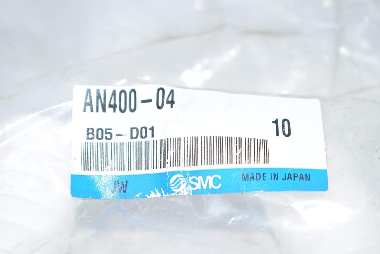 an Silencer 1//2NPT SMC AN400-N04 Muffler 145 PSI Discontinued by Manufacturer