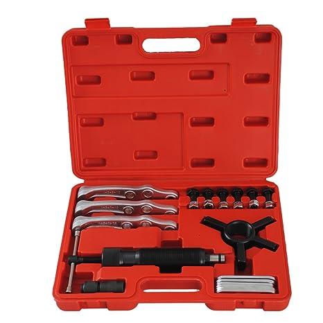 12T VecoTool – Extractor para buje deslizadora Engranajes Almacenamiento etc Rodamiento de Rueda Extractor Herramientas