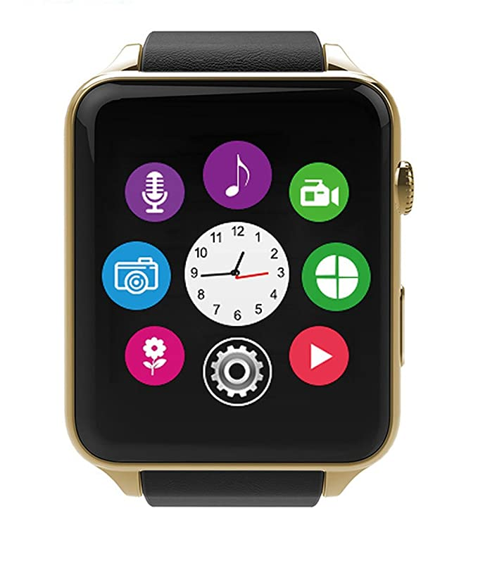 GT88 Reloj inteligente Bluetooth pulsómetro reloj de pulsera ...