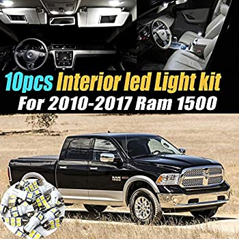 Fyre Flys 15 Piece 6000K White LED Interior Lights for 2019 /& Up Dodge Ram 5050 Series SMD Package Kit and Install Tool