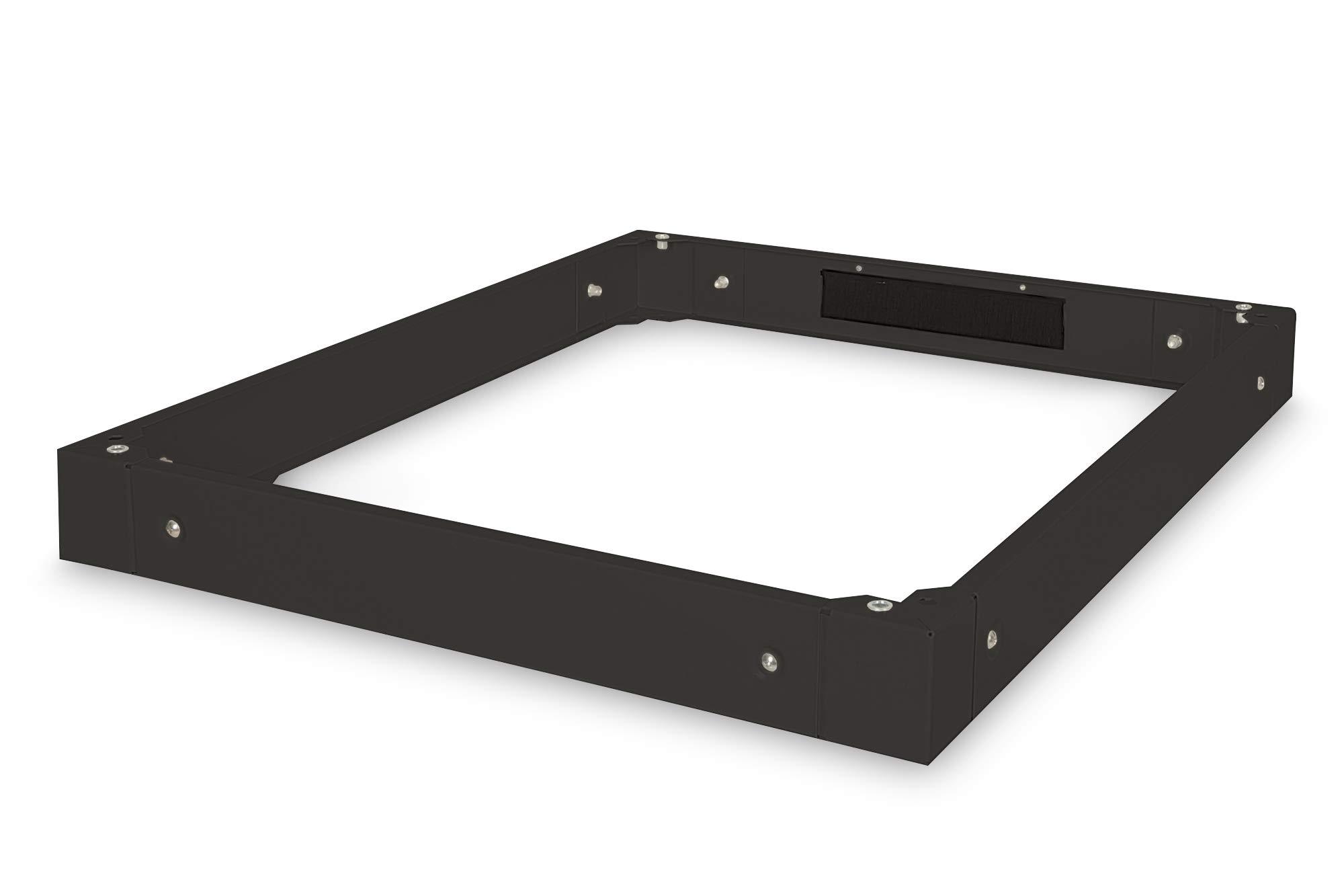 Digitus Base for Digitus Network Cabinets 1000Black RAL 9005
