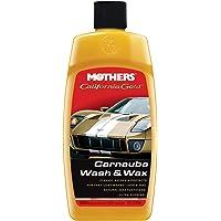 Mothers California Gold Carnauba Wash and Wax - 473mL