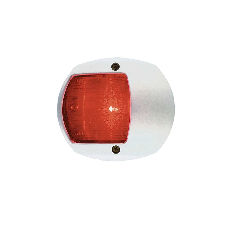 Perko 0170WP0DP1 12-Volt Red Side Light, White 3004.4874
