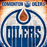 Edmonton Oilers 2017 Wall Cale