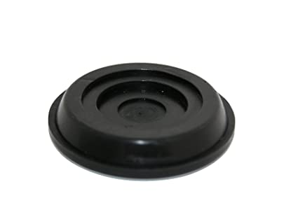 Gleitgut isolatore per pianoforte feltrini in teflon diametro