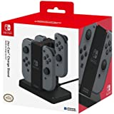 Hori NSW-003U Caricatore Joy-Con Switch Ufficiale Nintendo