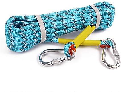 ZSCWMB Cuerda de Escalada Cuerda eléctrica Cuerda de Escape ...