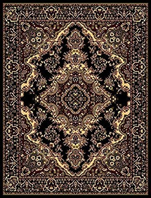 MSRUGS collection Traditional Area Rugs in Size 2x3, 3x4, 5x7, 8x10 Made From Turkey Perfect for Indoor, Home & Kitchen - A Great Home Decor Idea(Clearance)