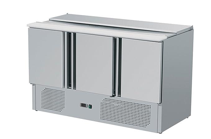 Zorro - Salad Irisette zs903 - 3 Puertas - kühltisch con tapa ...