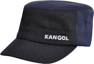 Kangol Textured Wool Army Cap Gorra para Hombre: Amazon.es: Ropa y ...