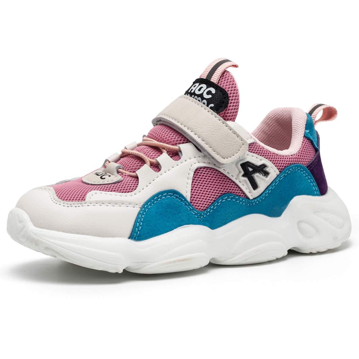 super popular 9b246 3fab0 Chaussures de Sport Enfants Baskets Mode Garçon Chaussures de Running Fille  Chaussures Basses Garçon Chaussures de