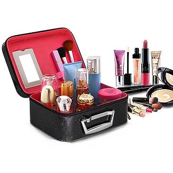 Amazon.com: Organizador de maquillaje con purpurina para ...