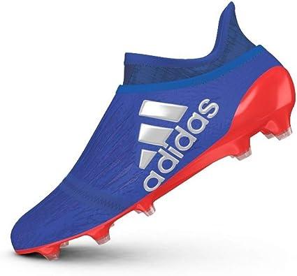 adidas Chaussures X 16+ Purechaos FG Bleu Football Homme