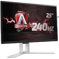 Monitor Gamer LED 24,5'' AOC 240Hz 1ms Full HD NVIDIA G-Sync Agon AG251FG