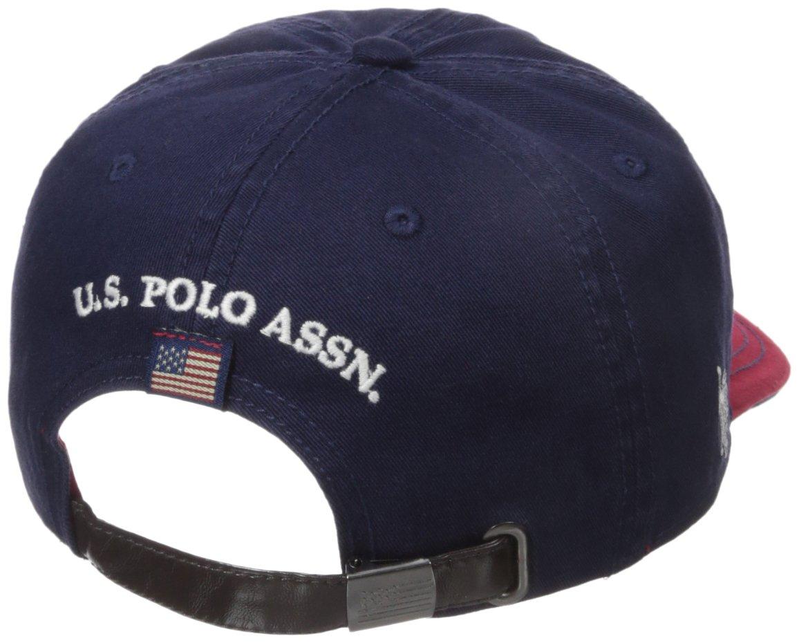 U.S. Polo Assn.. - Sombrero de béisbol Lavado para Hombre d02b113c89a