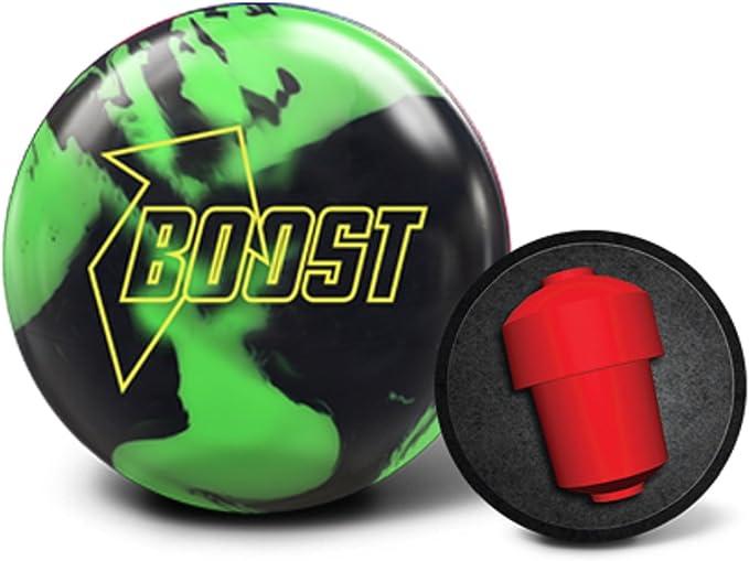 15lb 900Global Boost Royal//Scarlet//Violet Bowling Ball