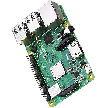 SM SunniMix Raspberry Pi 3 Modelo B CPU 1.2GHz 64-bit ...