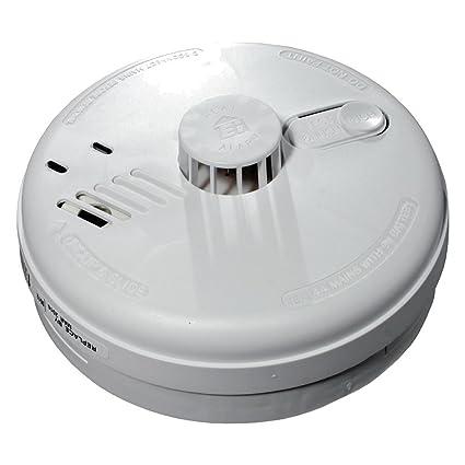 Aico EI144 EI144rc - Detector de humo, color blanco