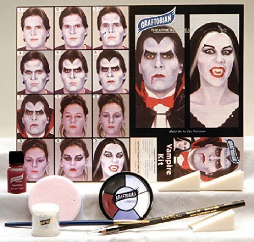 Graftobian - Vampire Makeup Kit by GRAFTOBIAN ()