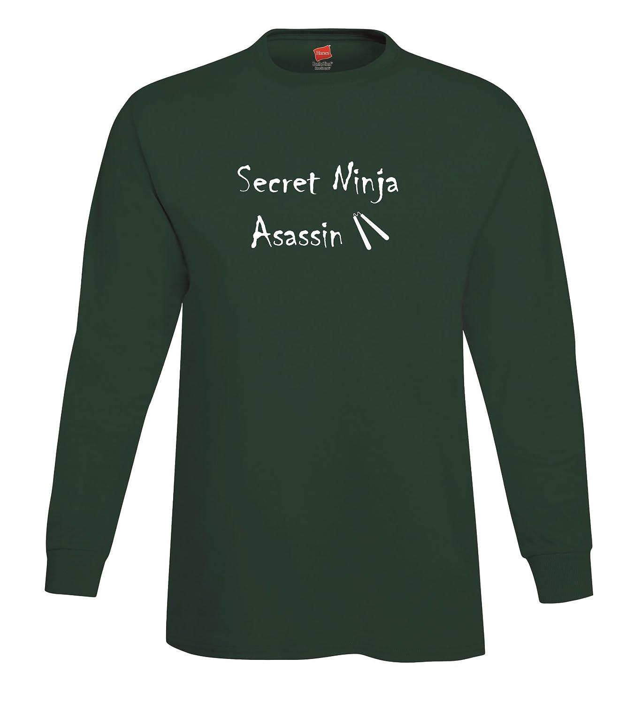 Amazon.com: shirtloco playera de Secret Ninja Assassin s de ...