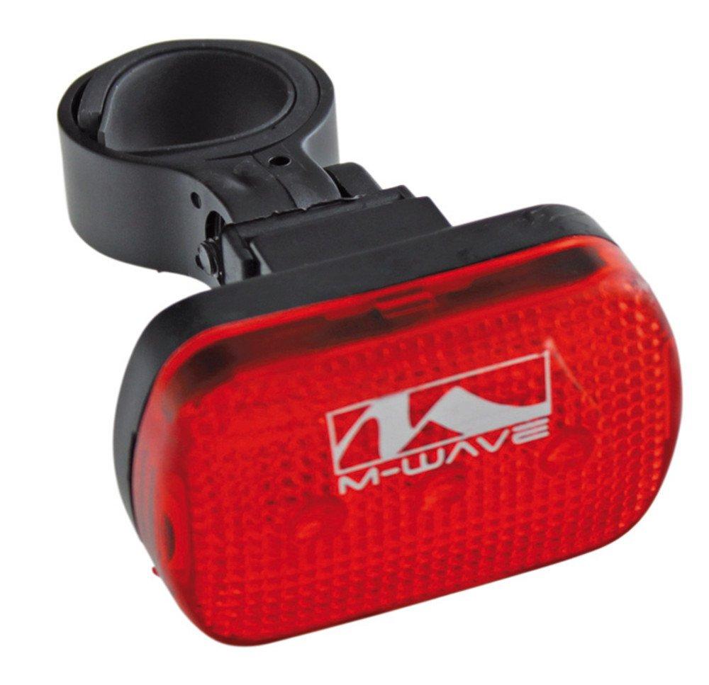 M-Wave-Atlas-Fanale posteriore, 3 funzioni, colore: rosso 221040