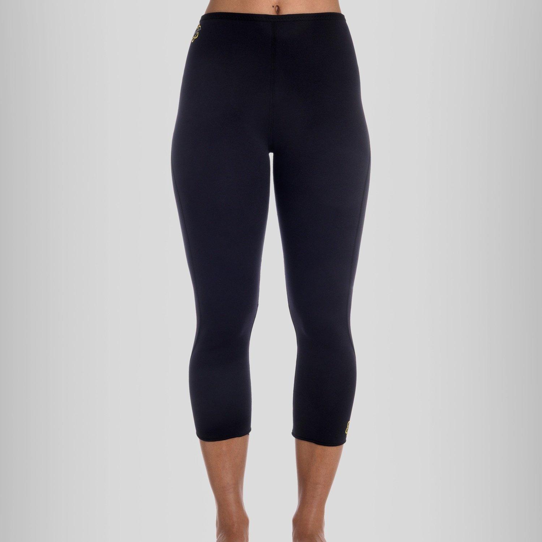 Zaggora Women's Capri 2.0 Hotpants Pant, Black, XX-Large