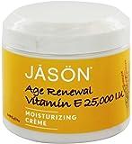 ジェイソン自然製品 - ビタミン E クリーム 25000 IU - 4ポンド [並行輸入品]