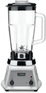 Waring Commercial 7015N Self-Timer Food Blender with Copolyester Container, 48-Ounce