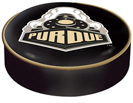 HBS Purdue Tire Cover with Boilermakers Logo on Black Vinyl