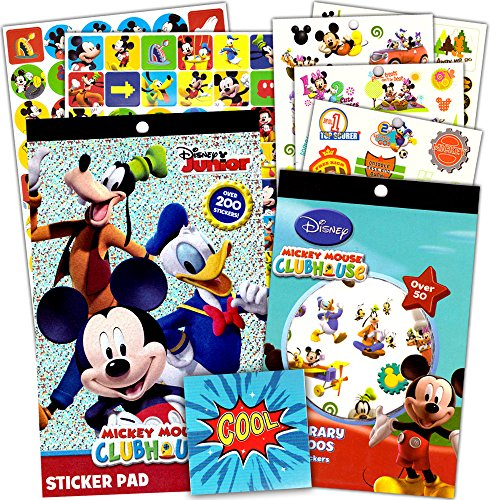 Mickey Mouse Stickers Tattoos Temporary