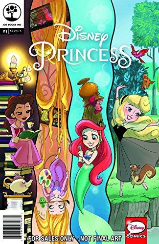 DISNEY PRINCESS #1 - Disney Comic Strips
