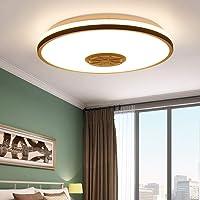 Youool lamparas de techo dormitorio moderna, 36w lampara bluetooth altavoz techo,6000K…