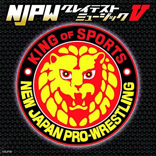 Wrestling (N.J.P.W.) - New Japan Pro-Wrestling Njpw Greatest Music 5 [Japan CD] KICS-3448 (Wrestling Song)