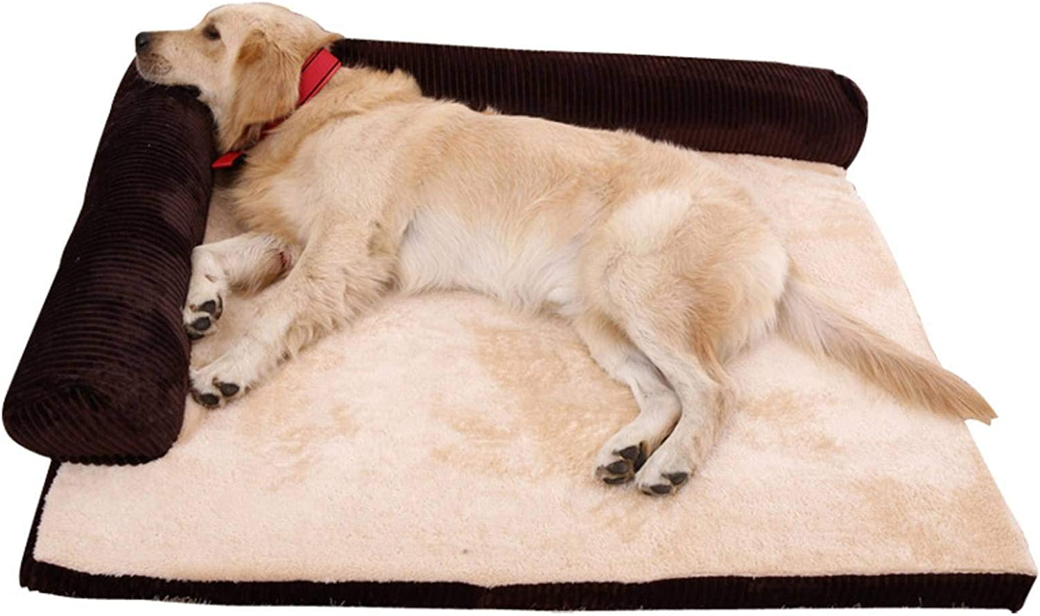 N-B Pet Bed For Large DogsPet House Sofa Cushion Dog Bed Winter Kennel Soft Pet Cat House Blanket Dog Bed For Medium Dogs