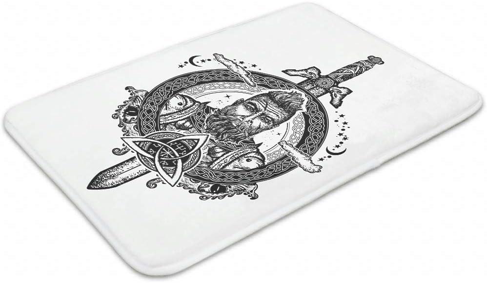 Bpbpack - Casco, diseño de Oso Vikingo nórdico, Espada de Guerrero ...
