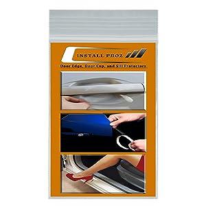 Install Proz Self-Healing Clear Paint Protection Film (Bundle (Door Edge, Door Cup, Door Sill))